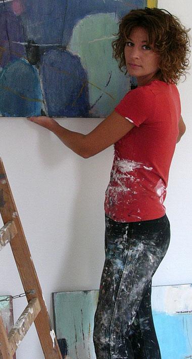 Kunstner Nadja Adelborg