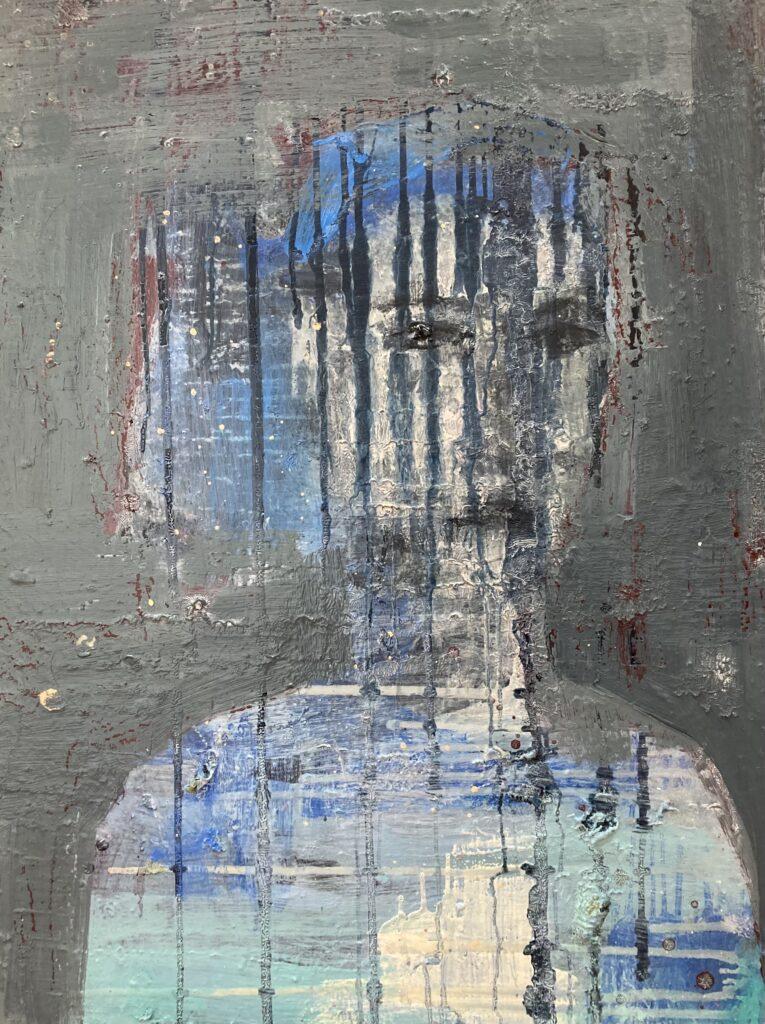 Portræt 80x60 - Nadja Adelborg